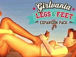 Girlvania - legs and feet